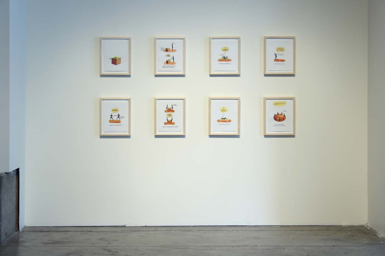 photo: installation view